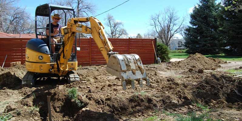 Right Excavator