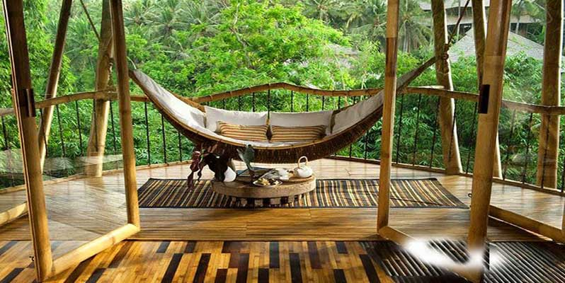 Bamboo Interior