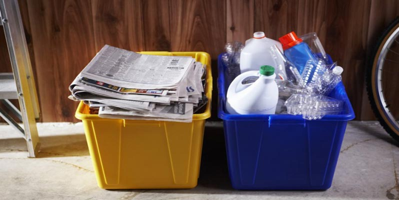 Recycle When Moving
