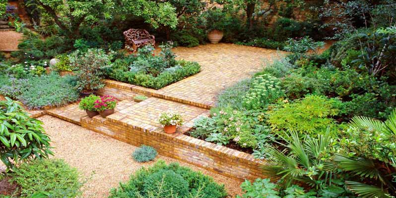 kinds of gardens